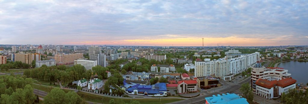 Панорамная съемка фото