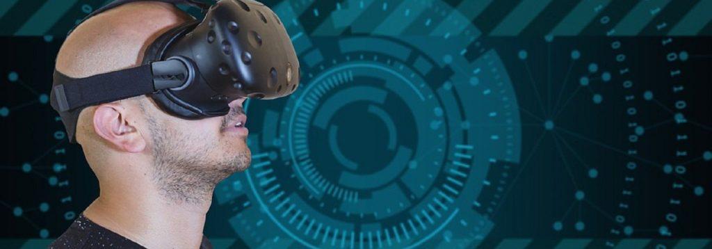 VR виртуальная реальность на видео