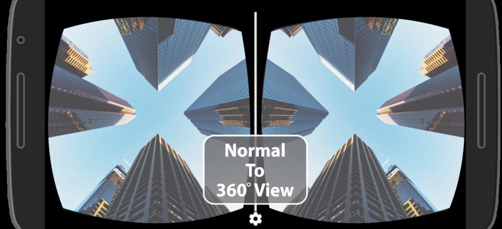 VR видео 360