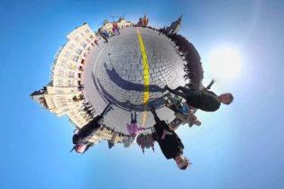 Объемное видео 360