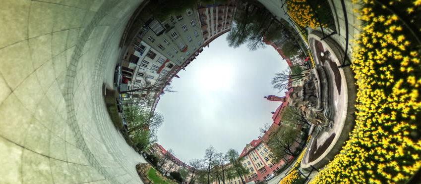 Сферическое видео 360