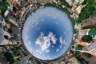 Круговая съемка 360 градусов