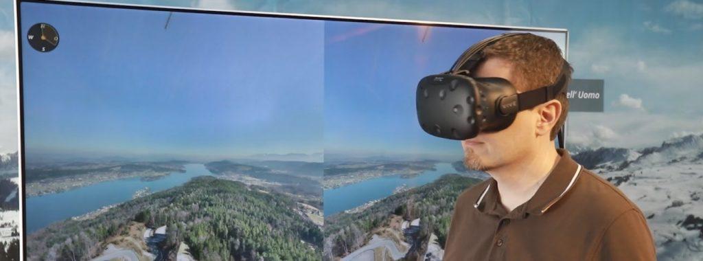 Видео панорамные 360