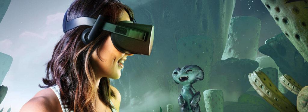 Видеосъемка VR
