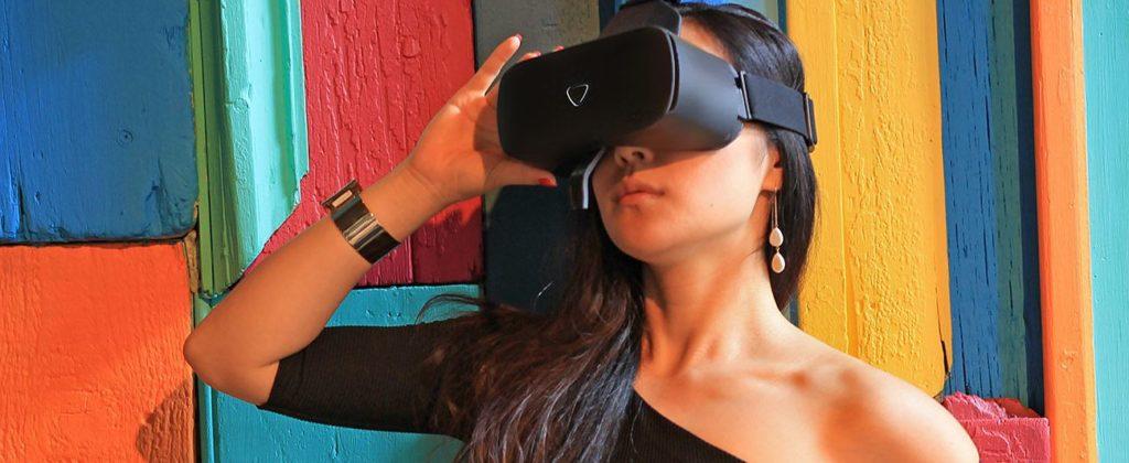 Панорамное 3D видео музеев