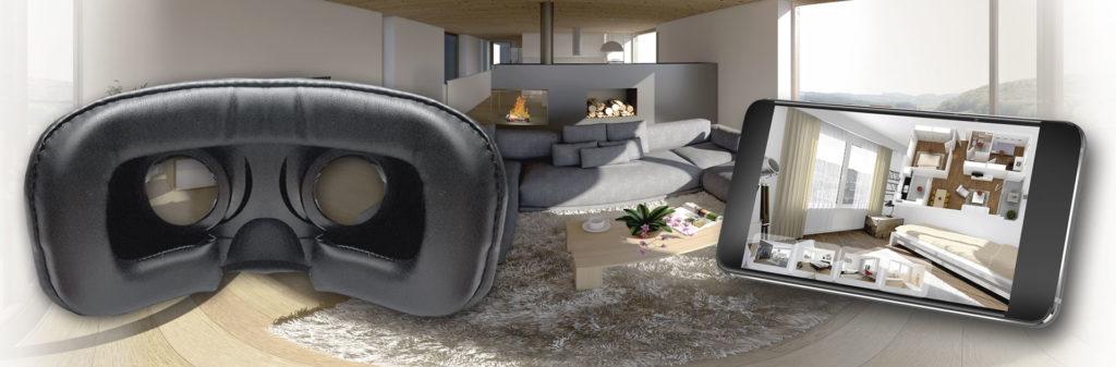 Разработка 3D панорам
