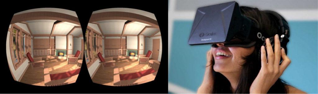 Разработка виртуальной панорамы