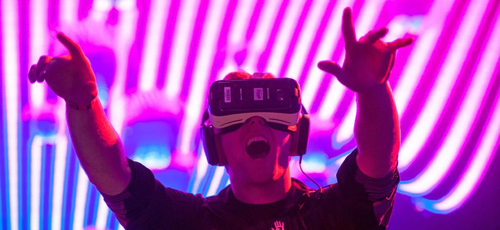 VR видео клипы