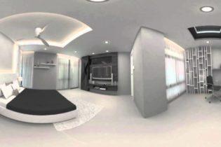 3Д видео 360