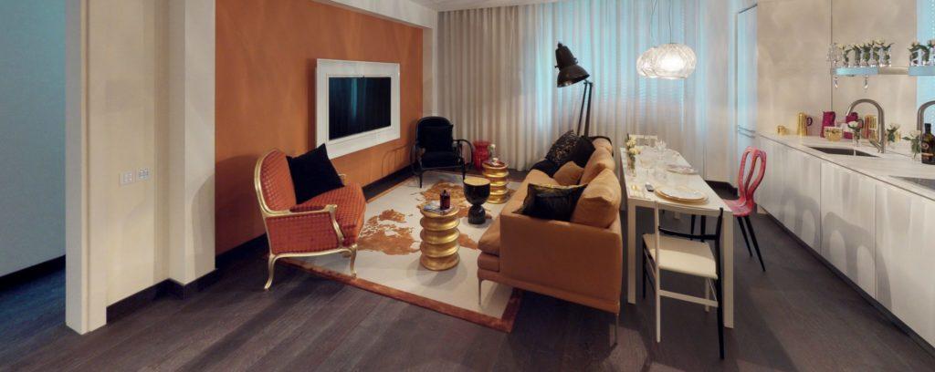 Панорамное видео 360 для объектов недвижимости
