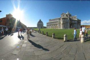Видео панорама 360
