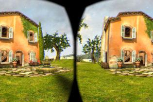 Видео в формате VR