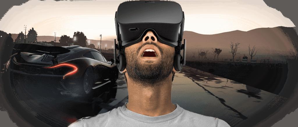 Видео в режиме VR
