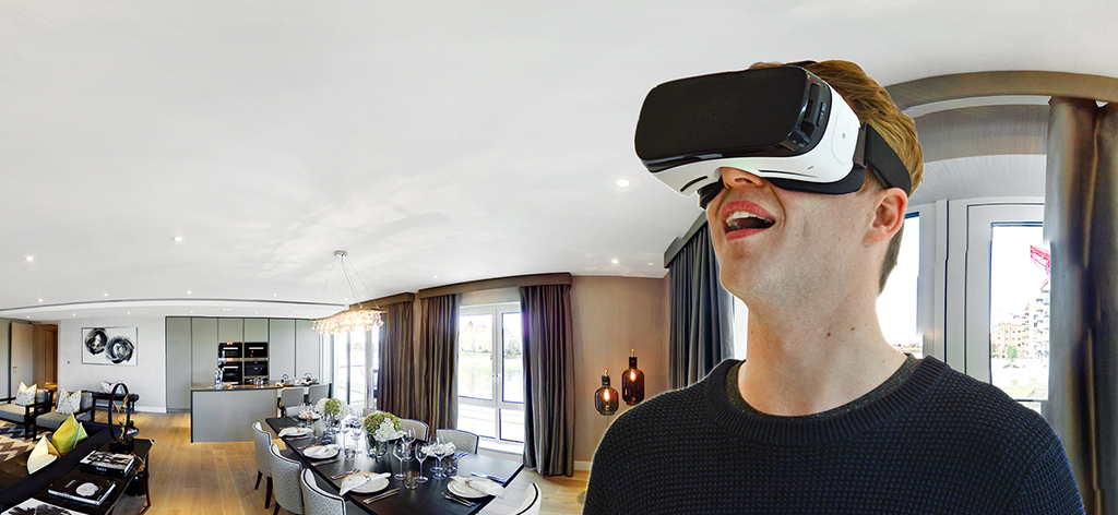 Виртуальный тур по кухне