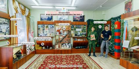 Музей Великой Отечественной войны 1941-1945 гг.